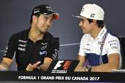 Lance Stroll sera plus rapide ce week-end, croit Sergio Perez
