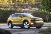Volkswagen Atlas: la cible se trouve au sud