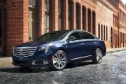 Cadillac:la XTS reçoit un coup de plumeau pour 2018