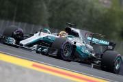 GP d'Autriche: Lewis Hamilton domine les essais; Stroll 16e et des problèmes d'adhérence