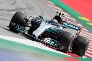 GP d'Autriche: la pole à Valtteri Bottas, Lance Stroll18e