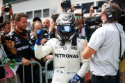 GP d'Autriche: Bottas victorieux, Stroll remonte et termine en 10e place