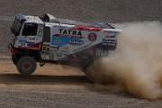 Rallye Silk Way : Loeb casse son Peugeot et tombe au classement