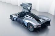L'Aston Martin Valkyrie prend forme