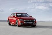 Audi présente sa nouvelle A8
