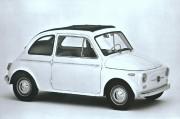 Les Classiques - Fiat 500 : la petite séductrice