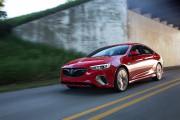 Buick lève le voile sur la nouvelle cuvée de la Regal GS