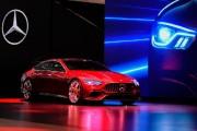 Mercedes prépare une version quatre portes de son AMG GT