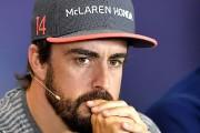 Fernando Alonso n'a pas encore pris de décision pour 2018