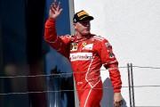 Kimi Räikkönen de retour avec Ferrari pour la saison2018