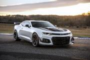 Cinq icônes de la conduite sportive à l'américaine : Chevrolet Camaro