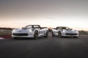 Cinq icônes de la conduite sportive américaine : Chevrolet Corvette