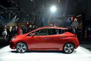 Nissan présente sa nouvelle Leaf