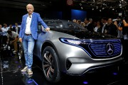 Salon de Francfort : chaque Mercedes aura sa version électrifiée d'ici 2022