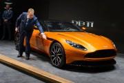 Virage hybride pour Aston Martin d'ici 2025