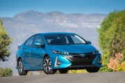 Toyota Prius Prime: objet roulant facile à identifier
