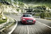 Audi TTS:la marginale de la famille