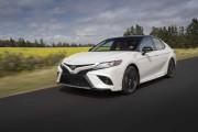 Banc d'essai - Toyota Camry 2018 : le désir d'être aimée