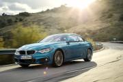 BMW 440i Coupé 2018:figure stylistique