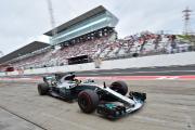 GP du Japon: Lewis Hamilton décroche la pole