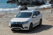 Le Mitsubishi Outlander PHEV en vente dès décembre
