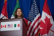 US-CANADA-MEXICO-DIPLOMACY-TRADE-NAFTA