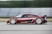 La Koenigsegg Agera RS détruit le record de la Bugatti Chiron
