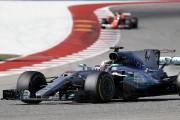 Lewis Hamilton remporte le Grand Prix des États-Unis