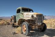 Le camion de Charles Manson