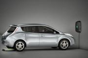 Des voitures électriques chargées sans fil