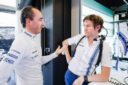 Essais chez Williams : 100 tours sans faute pour Robert Kubica
