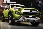 Salon de Los Angeles : Toyota révèle son VUS viril pour vigoureux villégiateurs