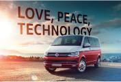 Paix, amour et oxyde d'azote: le minibus Volks est suspect