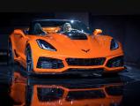 Chevrolet Corvette ZR1 cabriolet 2019 : pas de compromis