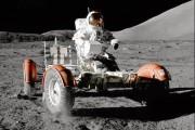 Il y a 45 ans, Gene Cernan fut le premier homme à «battre un char» sur une autre planète