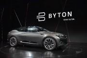 Byton, une start-up chinoise, encore une compagnie qui veut détrôner Tesla