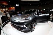 Kia montre son avenir tout électrique avec la Niro EV Concept
