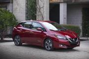 Banc d'essai - Nissan Leaf 2018 : La Leaf ratisse plus large