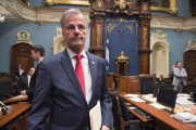 CRIME Que Legislature Arrest 20171031