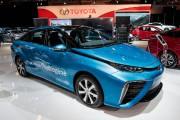 Toyota Mirai à hydrogène : plus qu'une expérience scientifique