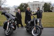 Les ventes glissent chez Harley Davidson, l'action prend une débarque en Bourse