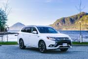 Banc d'essai -Mitsubishi Outlander PHEV: pas électrisant, mais électrifié, enfin