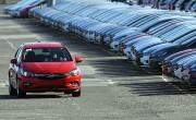 Le diesel étouffe les ventes d'autos au Royaume-Uni