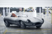 Jaguar réanime la production de sa D-Type