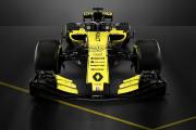 F1 : Renault veut «poursuivre sa progression» avec la R.S.18<strong></strong>