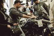 Salon de la moto de Montréal : une odeur de printemps
