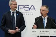 La France prépare l'après-diesel