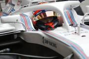 Un tour de piste avec Robert Kubica dans sa Williams F1 équipée du halo