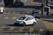 Des humains ont giflé et frappé des autos autonomes en Californie