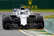 GP d'Australie: Stroll partira en 14<sup>e</sup>place, Hamilton en pôle